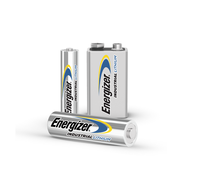 Energizer Industrial Lithium Batteries