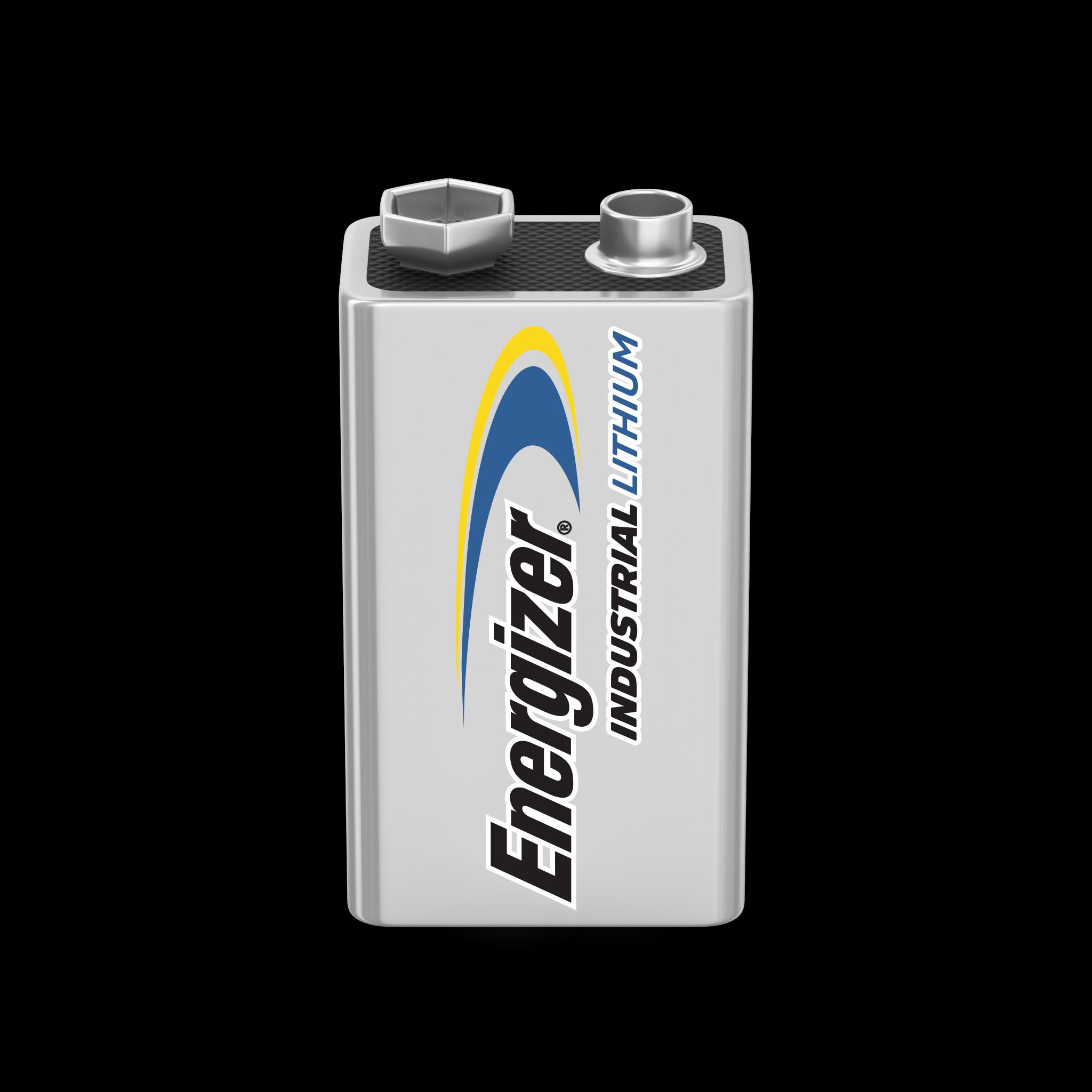 Energizer Industrial Lithium 9V Battery
