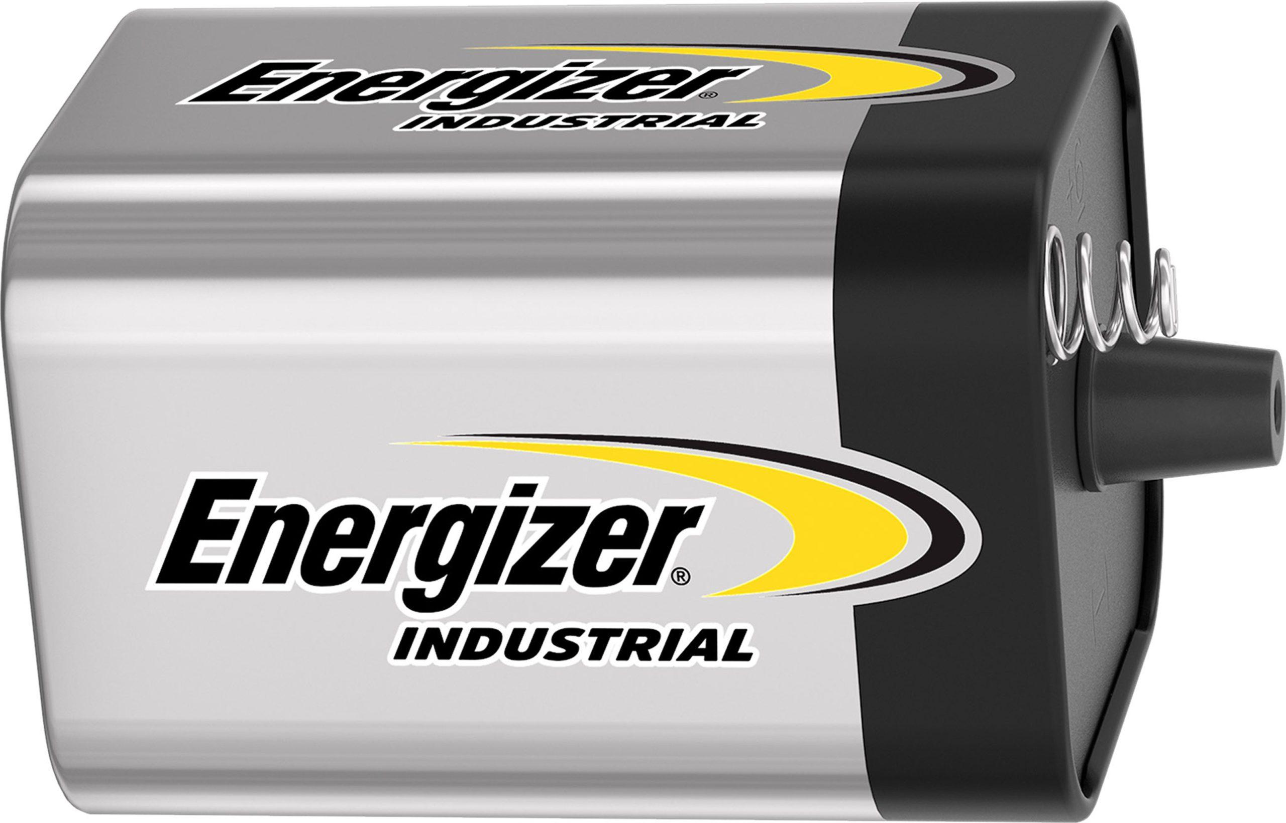 Energizer Industrial Alkaline 6V Battery