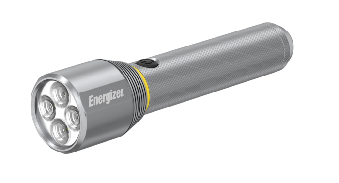 Energizer Vision HD Metal Flashlight