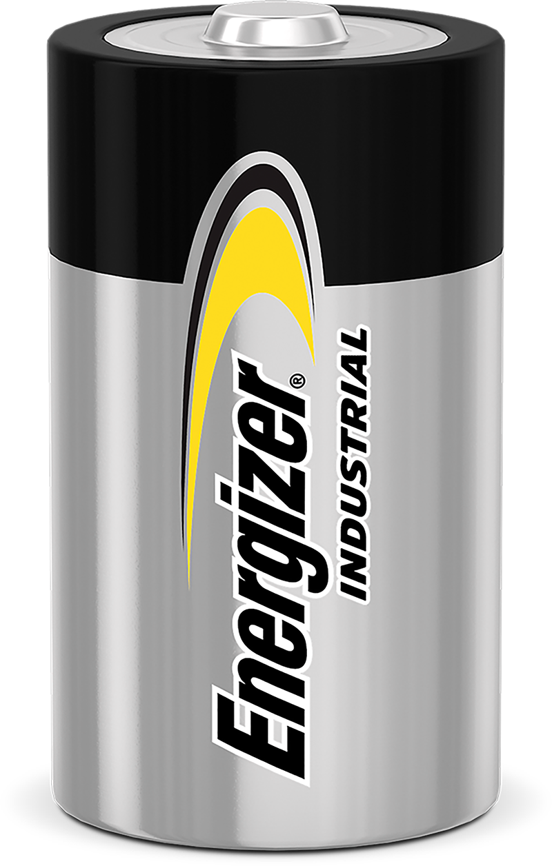 Energizer Industrial Alkaline D Battery